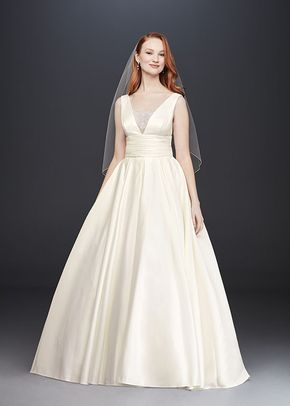 David's Bridal Collection Style WG3707, David's Bridal