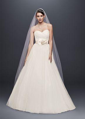 David's Bridal SDWG0609, David's Bridal
