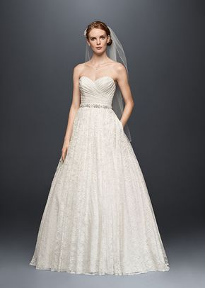 David's Bridal Style WG3829, David's Bridal