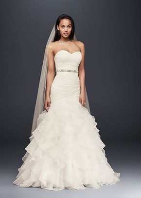 David's Bridal Style WG3832, David's Bridal
