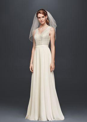 David's Bridal Style 9WG3805, David's Bridal