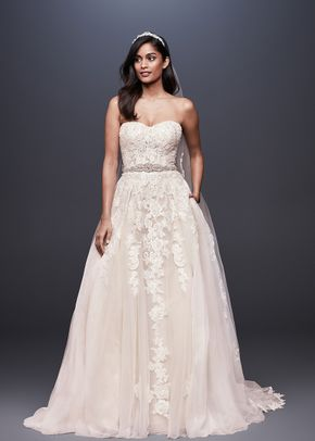 David's Bridal Style WG3861, David's Bridal