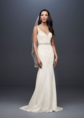David's Bridal Style WG3875, David's Bridal