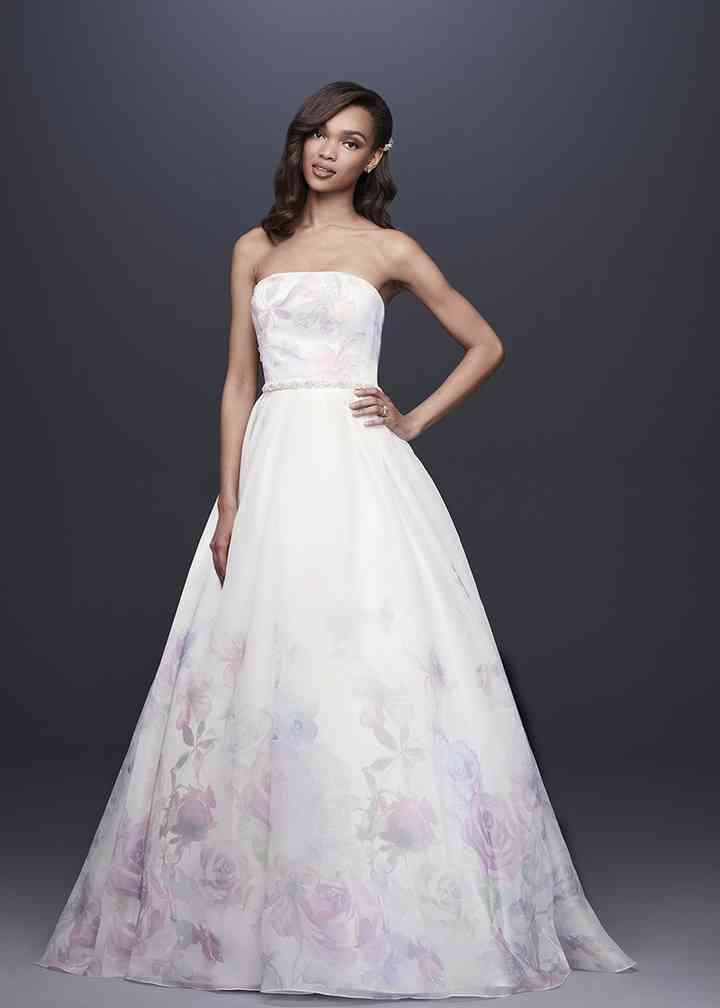 David's Bridal Style WG3934, David's Bridal