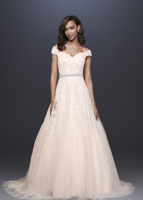 David's Bridal Style WG3940, David's Bridal