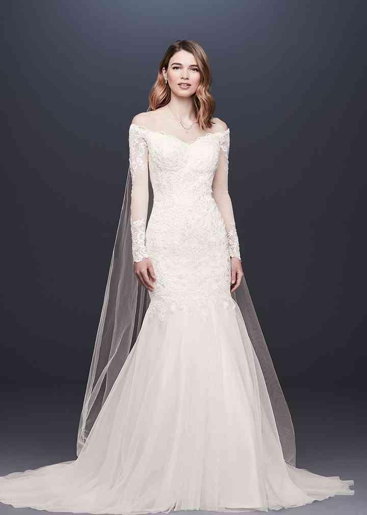 David's Bridal Style WG3943, David's Bridal