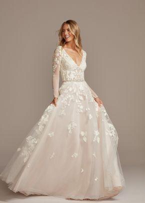 David's Bridal SWG820, David's Bridal