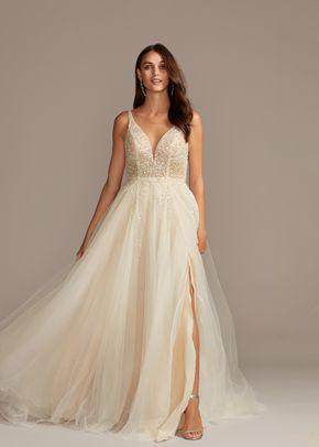 David's Bridal SWG837, David's Bridal