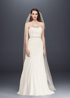 White by Vera Wang VW351346, David's Bridal