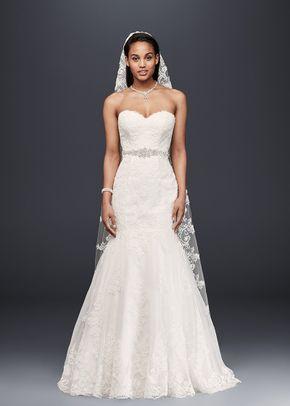 David's Bridal V3680, David's Bridal