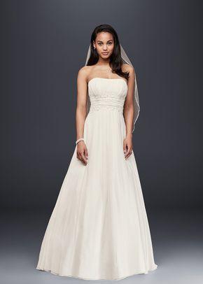 David's Bridal V9743, David's Bridal