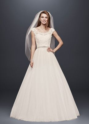 David's Bridal WG3741, David's Bridal