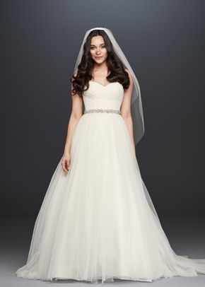 David's Bridal WG3802, David's Bridal