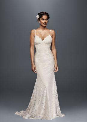 David's Bridal WG3827, David's Bridal