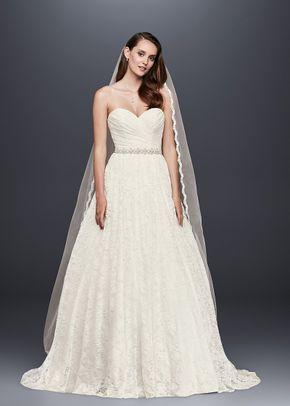 David's Bridal WG3829, David's Bridal