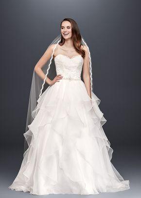David's Bridal WG3830, David's Bridal