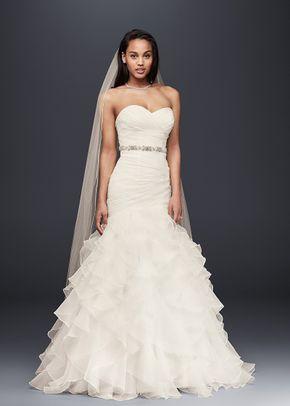 David's Bridal WG3832, David's Bridal