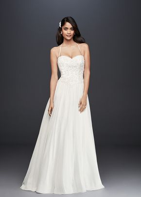 David's Bridal WG3853, David's Bridal