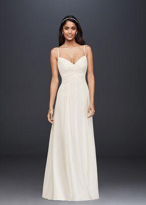 David's Bridal WG3856, David's Bridal