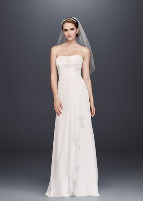 David's Bridal WG3872, David's Bridal