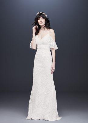 David's Bridal XS8491, David's Bridal