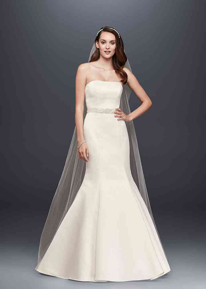 David's Bridal WG9871, David's Bridal