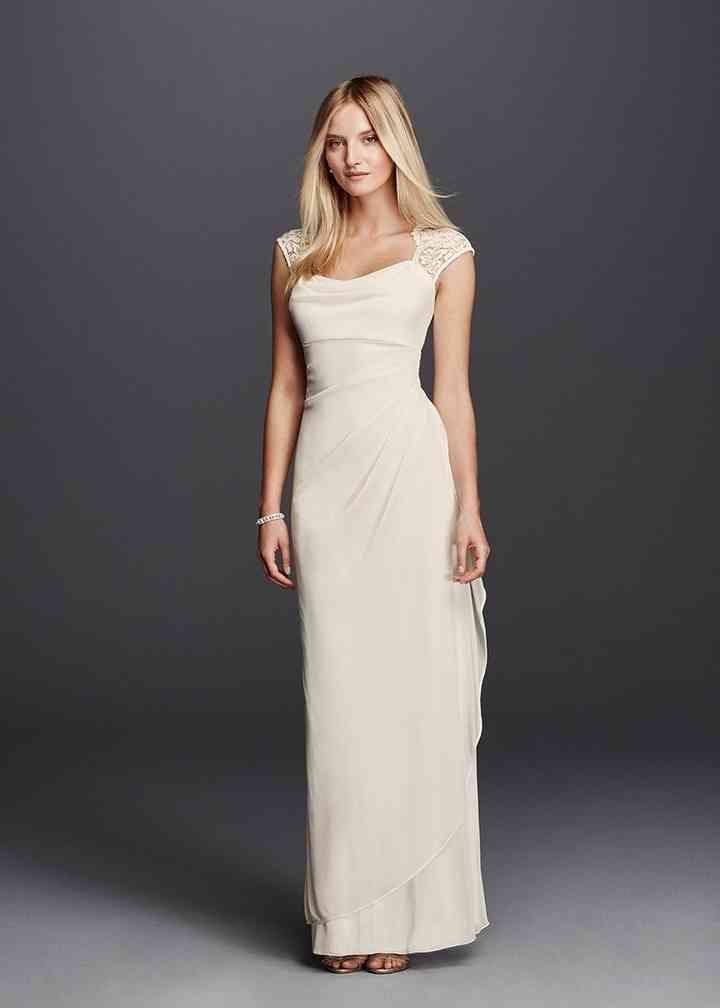 David's Bridal XS3450, David's Bridal