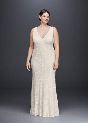 David's Bridal Collection Style 9WG3586, David's Bridal