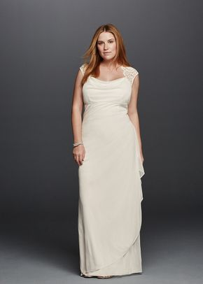 David's Bridal Collection Style 9WG3832, David's Bridal