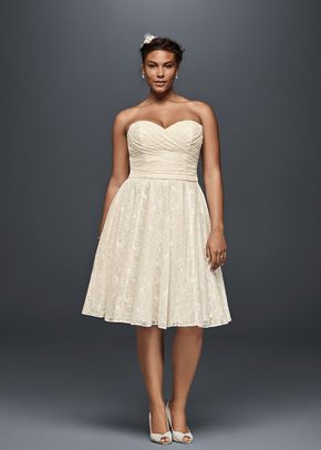 David's Bridal Style WG3943, David's Bridal