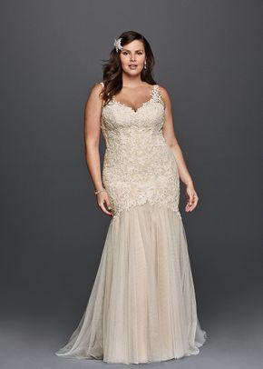 David's Bridal Style WG3832, David's Bridal