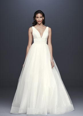 David's Bridal Style 9WG3909, David's Bridal