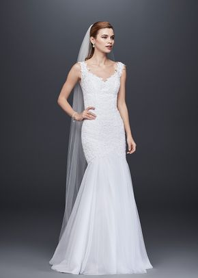 White by Vera Wang VW351395, David's Bridal