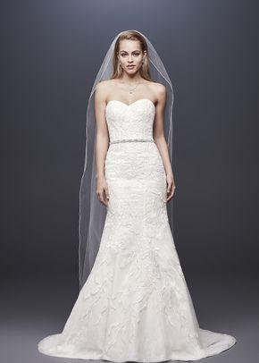Oleg Cassini Style CWG811, David's Bridal