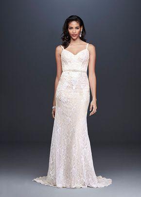 David's Bridal Collection Style WG3829, David's Bridal