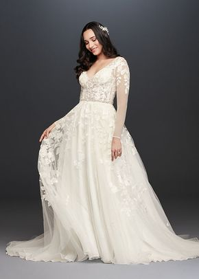 Fame & Partners Style C161024102FMW, David's Bridal
