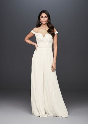 Oleg Cassini Style 8CWG768, David's Bridal