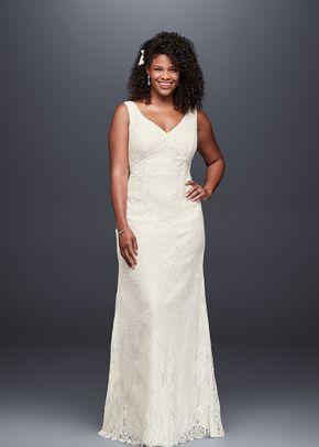 David's Bridal 9SWG788, David's Bridal