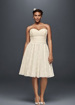 Galina Style 9WG3826, David's Bridal