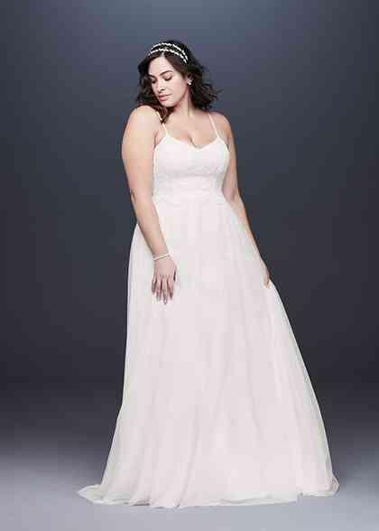 Galina Style 9WG3952, David's Bridal