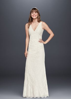 David's Bridal Collection Style 183668DB, David's Bridal