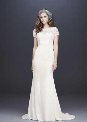 Galina Style WG3927, David's Bridal