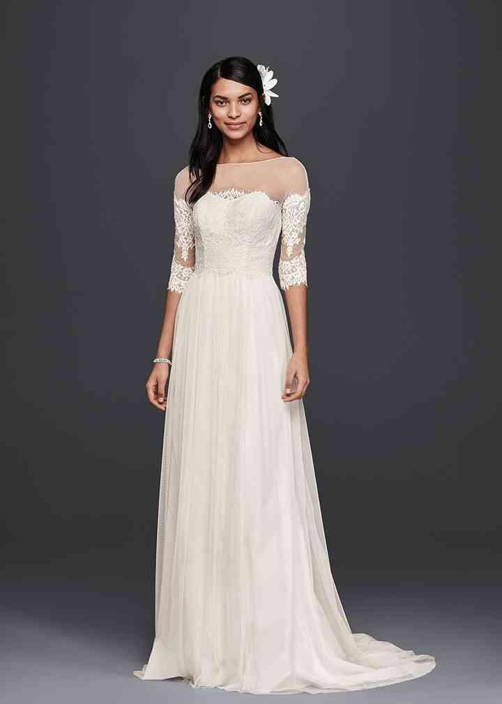 Galina WG3817, David's Bridal