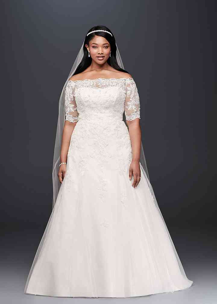 Jewel 9WG3734, David's Bridal