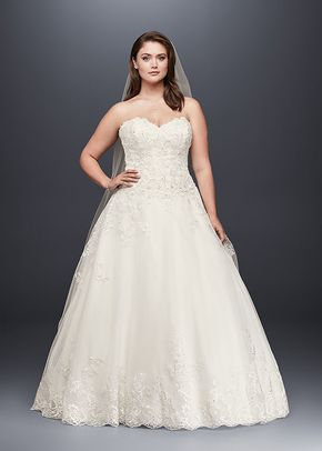 Jewel Style 9V3836, David's Bridal