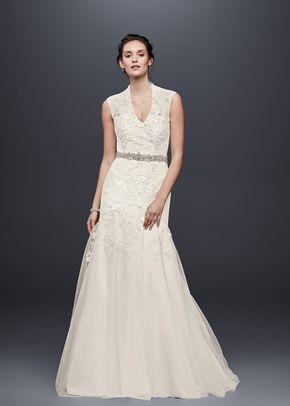 David's Bridal Style WG3880, David's Bridal