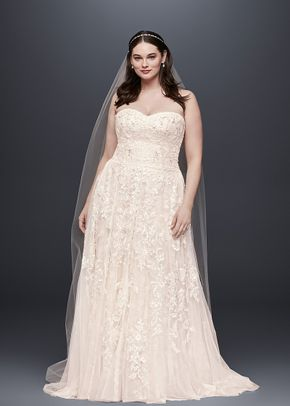 David's Bridal Collection Style WG3850, David's Bridal
