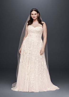 DB STUDIO Style 650133, David's Bridal