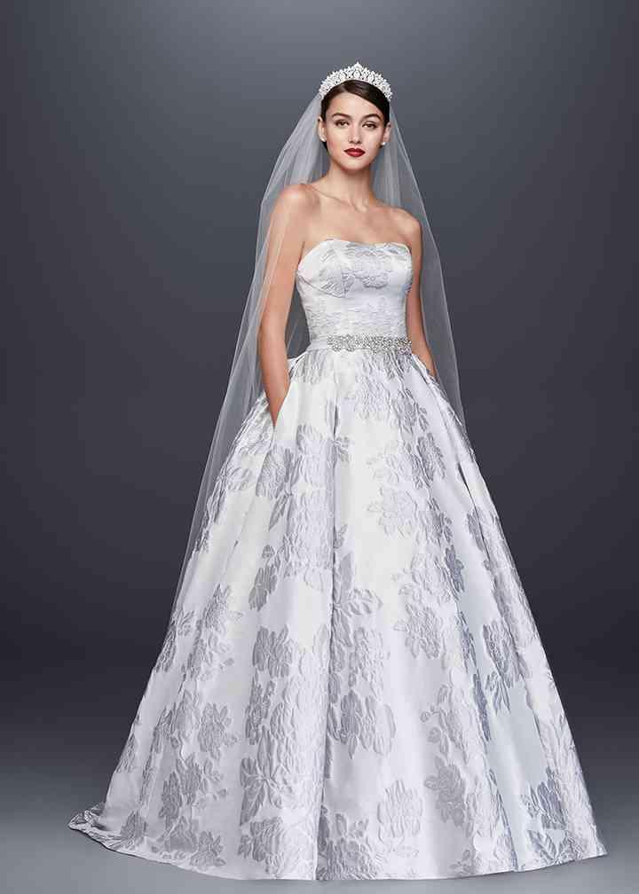 Oleg Cassini CWG789, David's Bridal