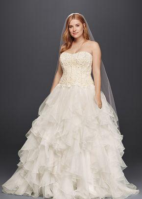 David's Bridal Style WG3831, David's Bridal